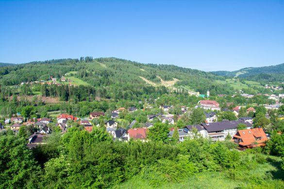 Hotel w Wiśle, Pod Jedlami - bele kaj, blog podróżniczy po śląsku