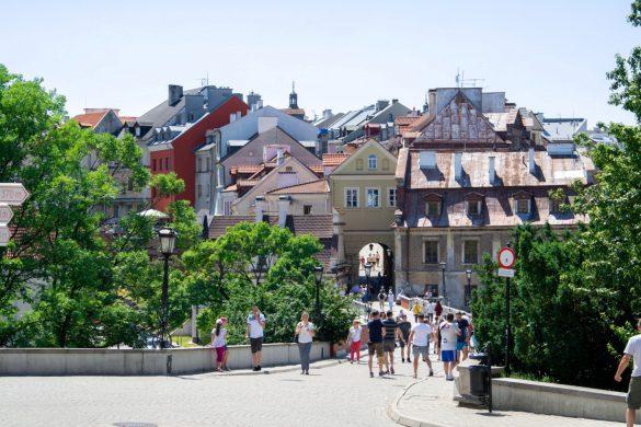 Sandomierz, Stalowa Wola, Lublin - Polska wschodnia - bele kaj, blog podróżniczy po śląsku