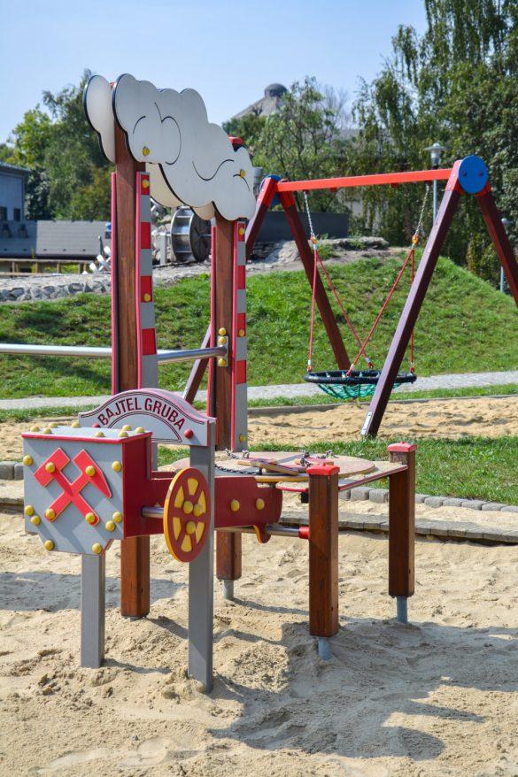 Park 12C, Zabrze, Śląsk - bele kaj, blog podróżniczy po śląsku