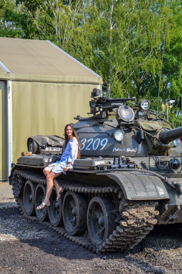 Park Techniki Wojskowej, Zabrze, Śląsk - bele kaj, blog podróżniczy po śląsku