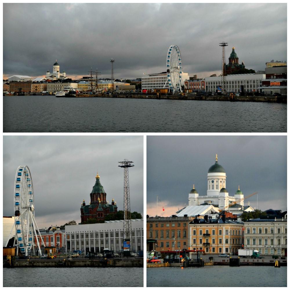Helsinki, Finlandia, bele kaj, blog po śląsku