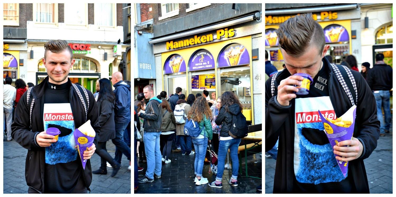 Amsterdam, Holandia, bele kaj, blog po śląsku