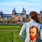 Amsterdam, Holandia - bele kaj, blog podróżniczy po śląsku