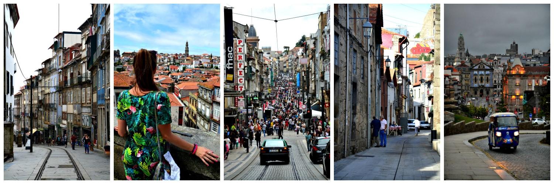 Porto, Portugalia, bele kaj, blog po śląsku