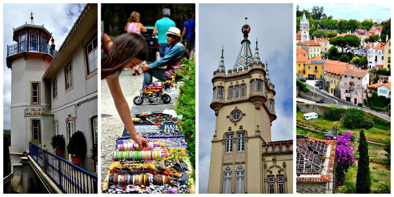 Sintra, Portugalia, bele kaj, blog po śląsku