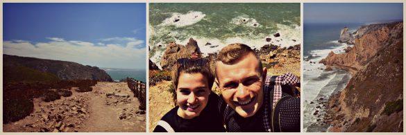 Cabo da Roca, Portugalia, bele kaj, blog po śląsku