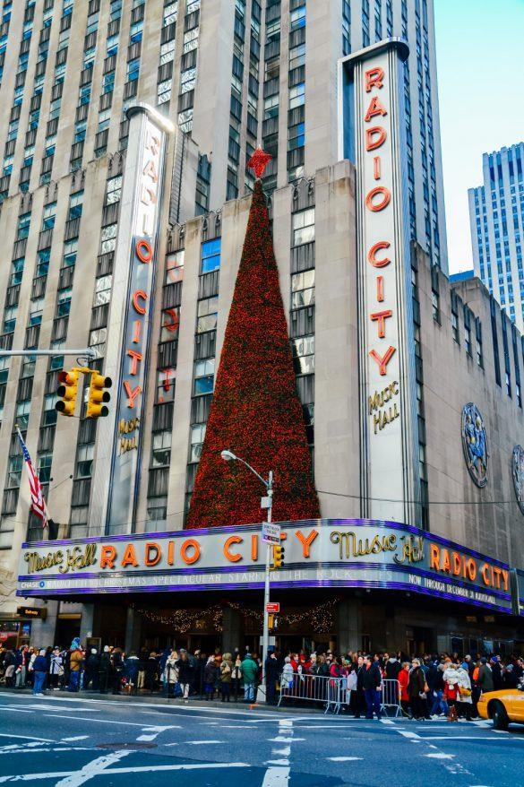 Boże Narodzenie, Nowy Jork, USA - bele kaj, blog podróżniczy po śląsku