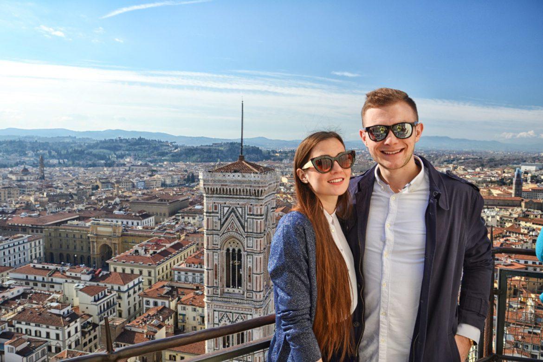 Florencja, Włochy, blog podróżniczy po śląsku - bele kaj