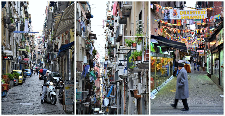 Neapol, Włochy, bele kaj, blog po śląsku