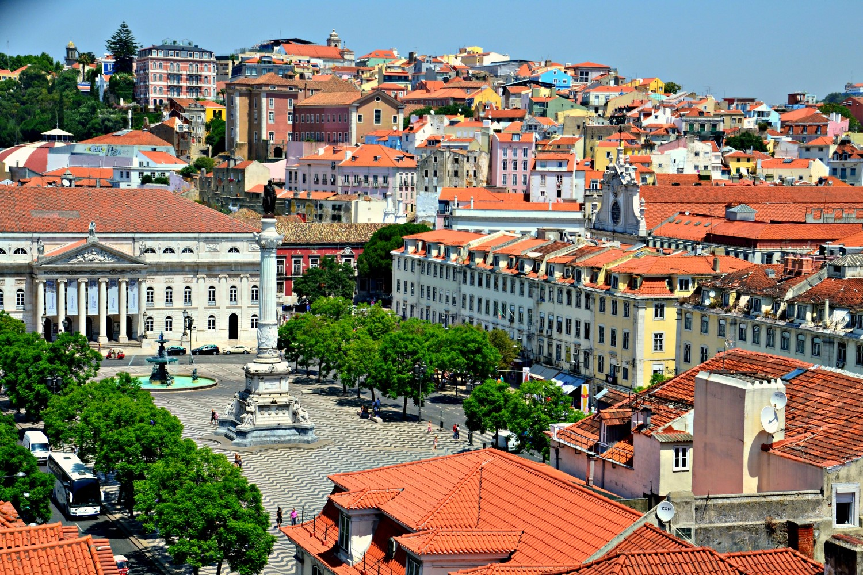 windy, Lizbona, Portugalia, bele kaj, blog po śląsku