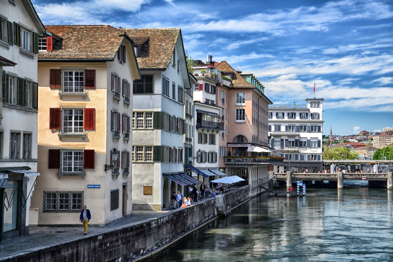 Zurych, Szwajcaria, bele kaj, blog po śląsku, galeria