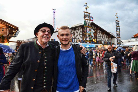 Oktoberfest, Monachium, Niemcy, bele kaj, blog po śląsku
