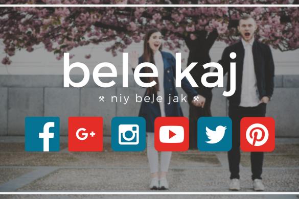 youtube, bele kaj, blog po śląsku