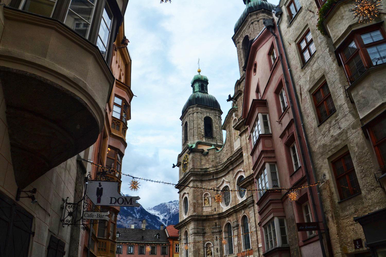 Innsbruck Dzień W Stolicy Tyrolu Bele Kaj