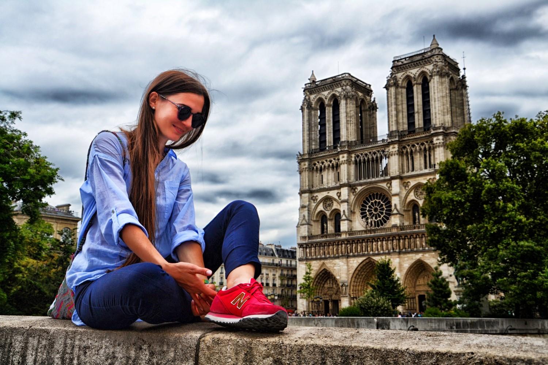 Paryż, Francja, bele kaj, blog po śląsku