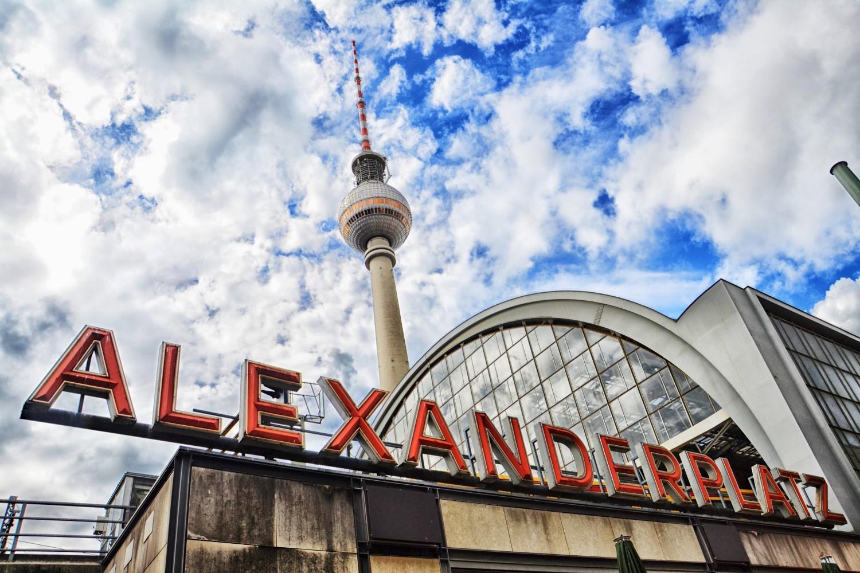 Berlin, Niemcy, bele kaj, blog po śląsku