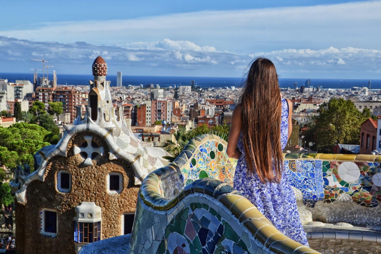 Barcelona, Hiszpania, bele kaj, blog po śląsku