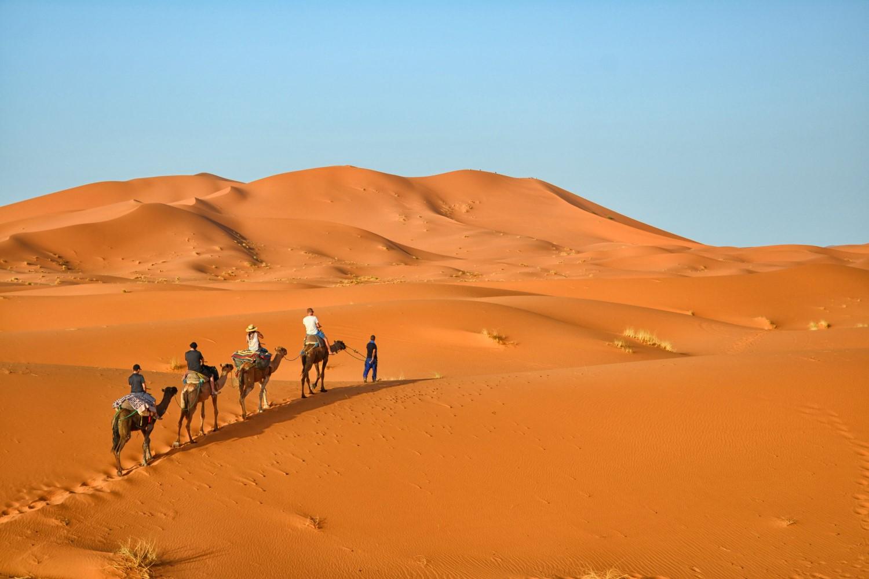 Maroko, bele kaj, blog po śląsku