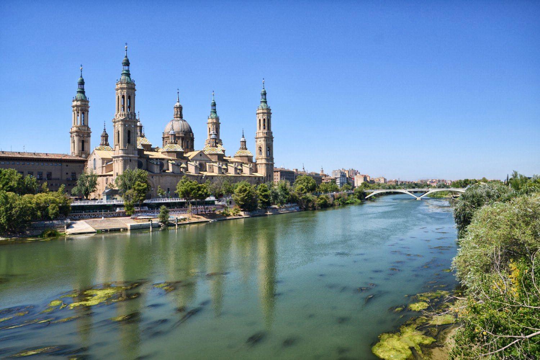 Saragossa, Hiszpania, bele kaj, blog po śląsku
