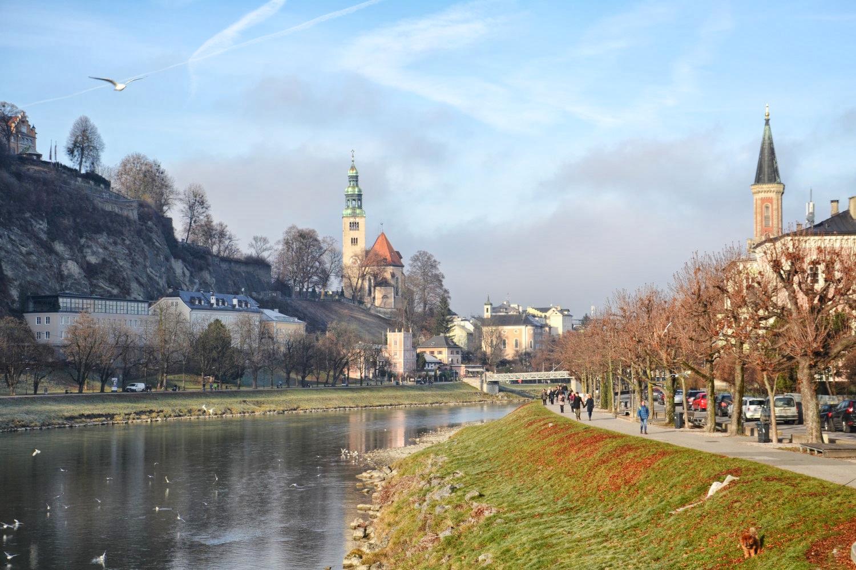 Salzburg, Austria, bele kaj, blog po śląsku