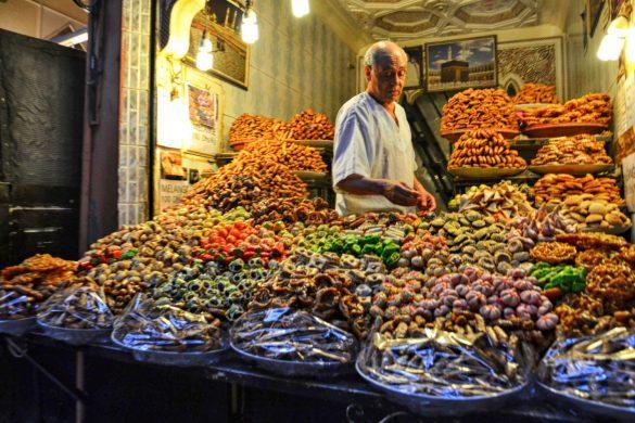kuchnia marokańska, Marrakesz, Maroko - bele kaj, blog podróżniczy po śląsku