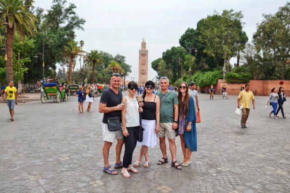 Meczet Kutubijja, Marrakesz, Maroko - bele kaj, blog podróżniczy po śląsku