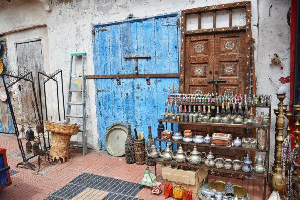 Essaouira, Maroko - bele kaj, blog podróżniczy po śląsku