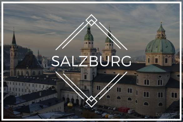 Salzburg, Austria - bele kaj, blog podróżniczy po śląsku