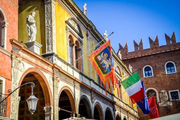 Werona, Włochy - bele kaj, blog podróżniczy po śląsku