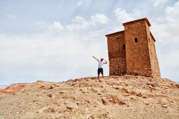 Ait Ben Haddou, Maroko - bele kaj, blog podróżniczy po śląsku