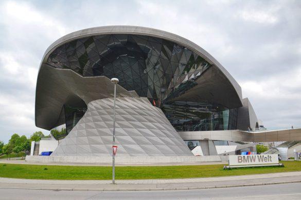 BMW Welt, Monachium, Niemcy - bele kaj, blog podróżniczy po śląsku