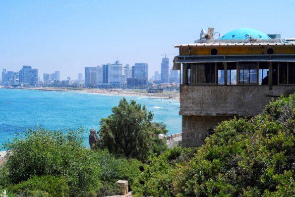 Jaffa, Tel Awiw, Izrael - bele kaj, blog podróżniczy po śląsku
