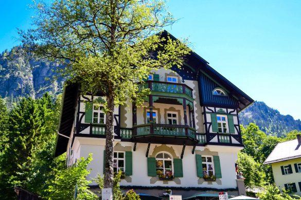 Zamek Neuschwanstein – cudowna atrakcja Niemiec