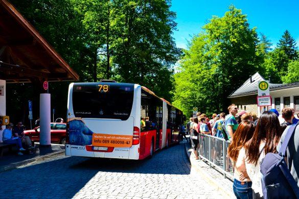 Zamek Neuschwanstein, Bawaria, Niemcy - bele kaj, blog podróżniczy po śląsku