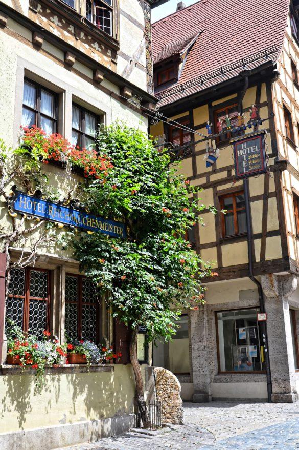 Rothenburg ob der Tauber, Niemcy - bele kaj, blog podróżniczy po śląsku