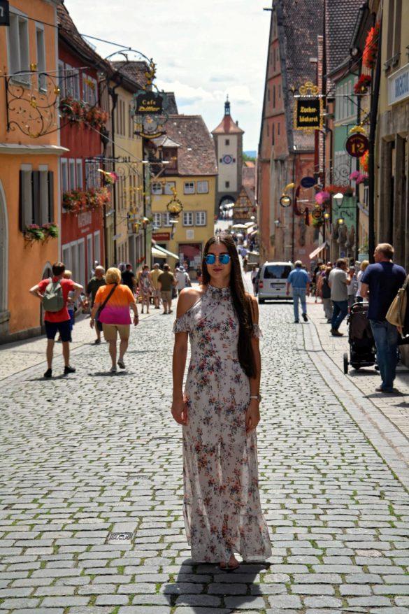 Rothenburg ob der Tauber – miasteczko uratowane dzbanem wina