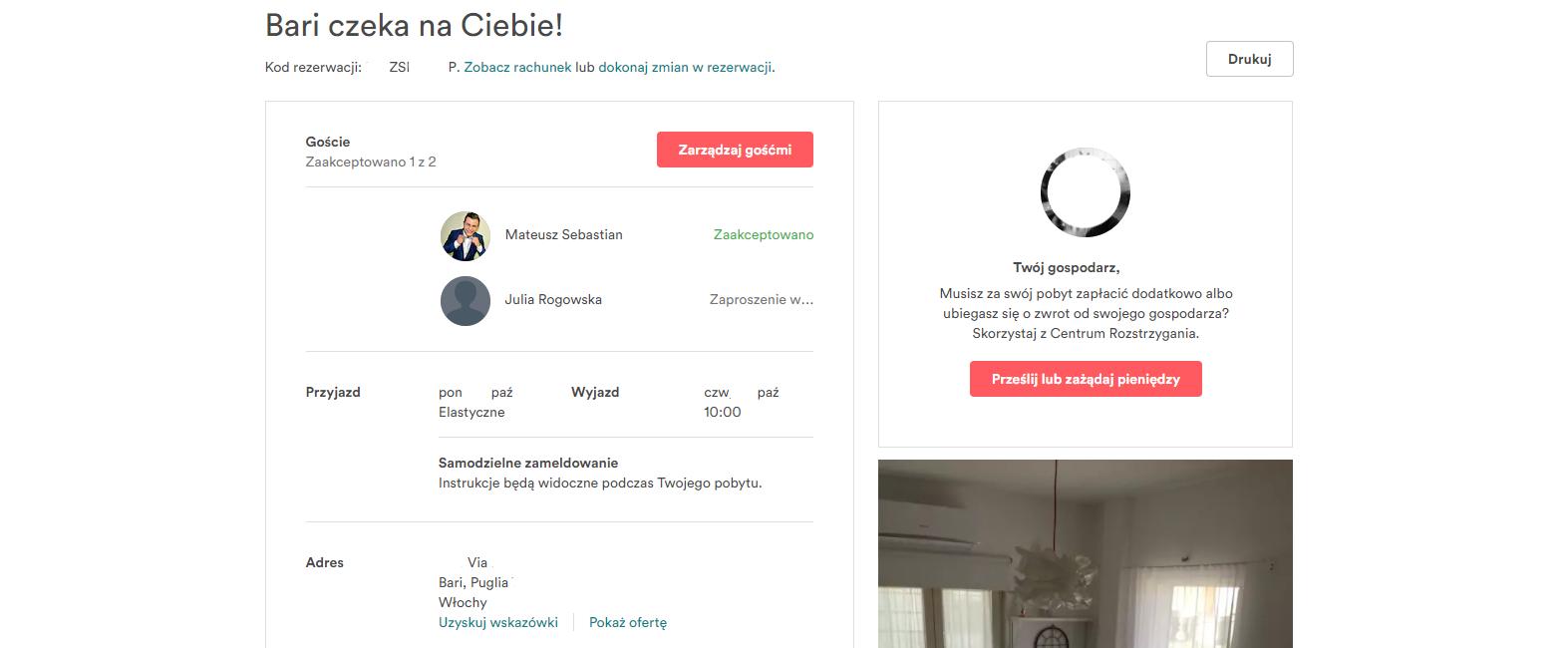 Airbnb - bele kaj, blog podróżniczy po śląsku