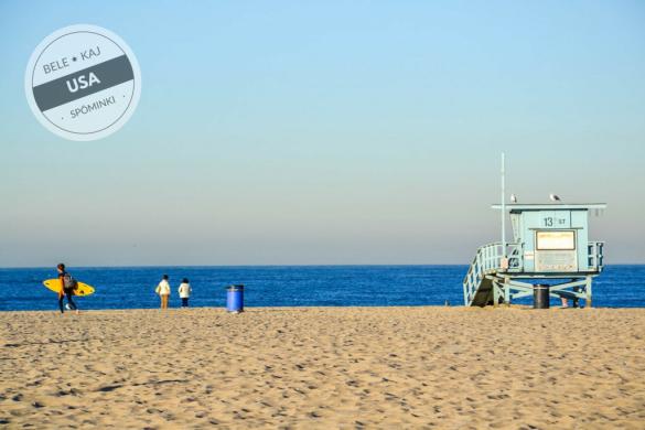 Venice Beach, Kalifornia, Los Angeles, USA - bele kaj, blog podróżniczy po śląsku
