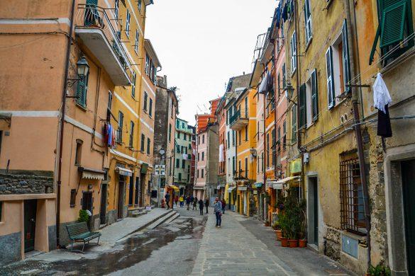 Cinque Terre, Włochy - bele kaj, blog podróżniczy po śląsku
