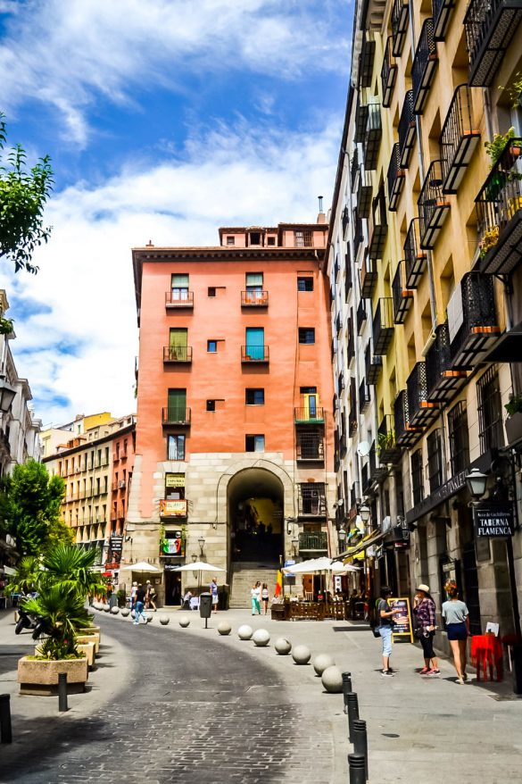 Madryt, Hiszpania - bele kaj, blog podróżniczy po śląsku