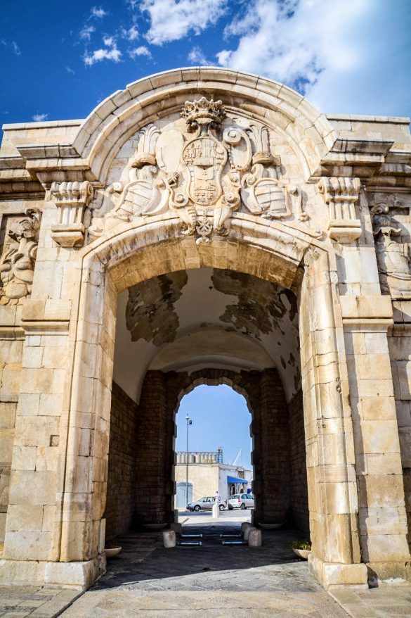 Barletta, Apulia, Włochy - bele kaj, blog podróżniczy po śląsku