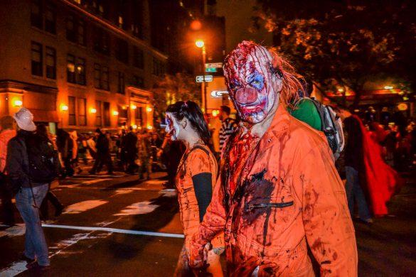 Halloween, Manhattan, Nowy Jork, USA - bele kaj, blog podróżniczy po śląsku