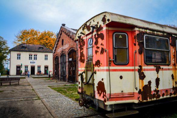 Kolejka Wąskotorowa, Rudy, Śląsk - bele kaj, blog podróżniczy po śląsku