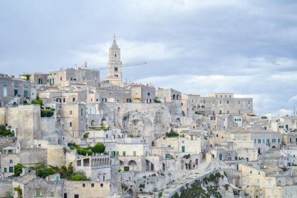 Matera, Bazylikata, Apulia, Włochy - bele kaj, blog podróżniczy po śląsku