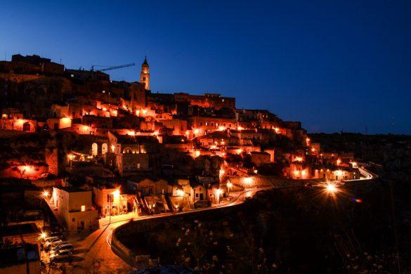 Matera, Włochy - bele kaj, blog podróżniczy po śląsku