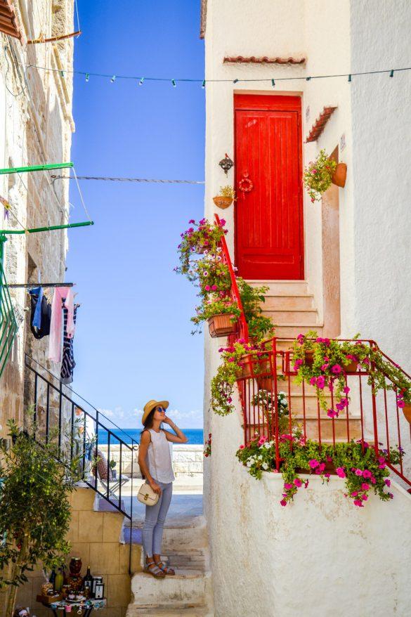 Monopoli, Apulia, Włochy - bele kaj, blog podróżniczy po śląsku