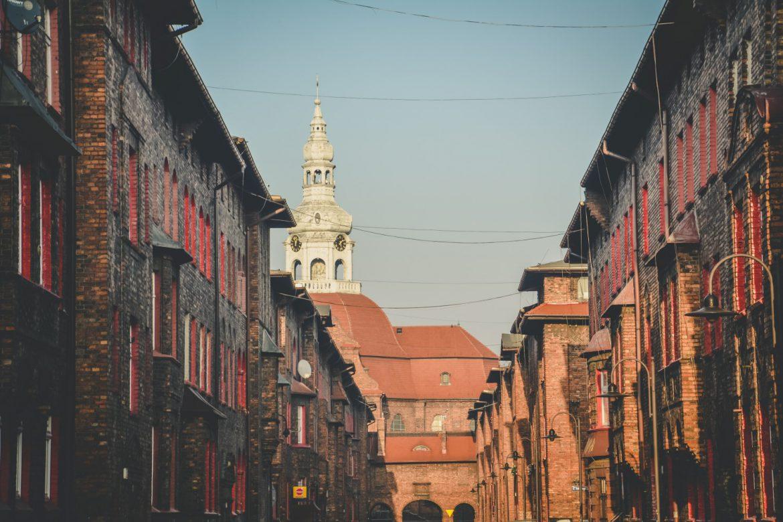 Nikiszowiec, Katowice, Śląsk - bele kaj, blog podróżniczy po śląsku