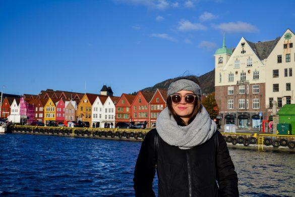 Tanie zwiedzanie Norwegii: Bergen (cz. 1 – poradnik praktyczny)