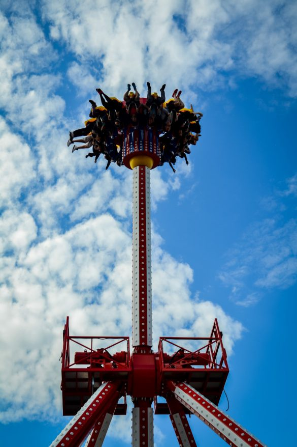 Coney Island, Nowy Jork, USA - bele kaj, blog podróżniczy po śląsku