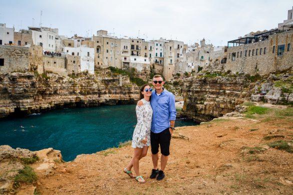 Polignano, Apulia, Włochy - bele kaj, blog podróżniczy po śląsku